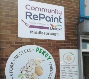 Community RePaint Middlesbrough