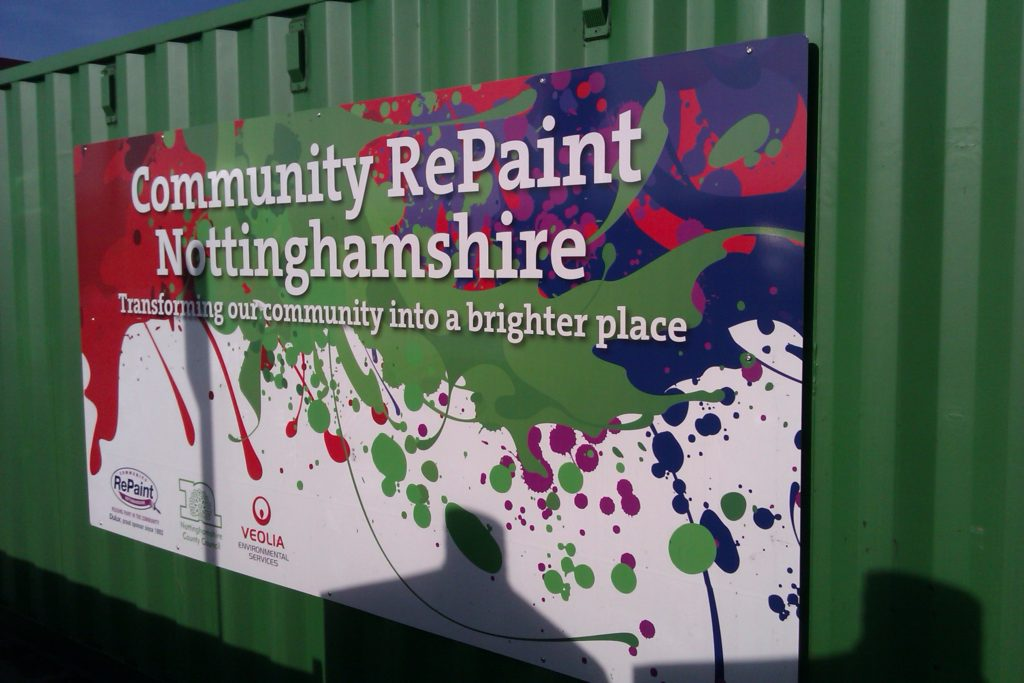 Community RePaint Nottinghamshire
