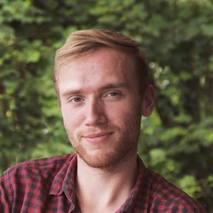 Photo of Dan Everard the Community RePaint Network Coordinator