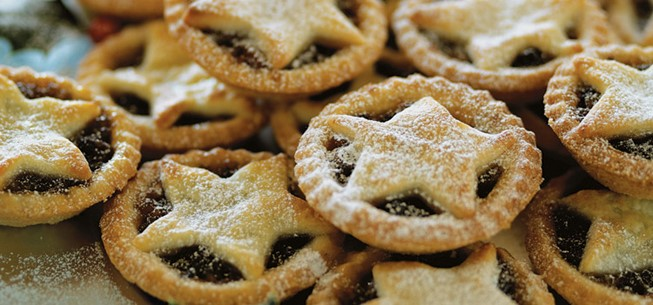 Mince Pies Zero Waste Christmas