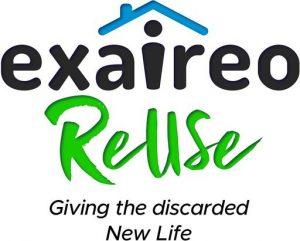 Exaireo Reusue Project logo